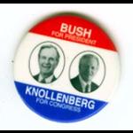 GHW Bush Knollenberg