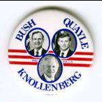 Bush Quayle Knollenberg