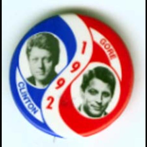 Clinton 1992 Gore