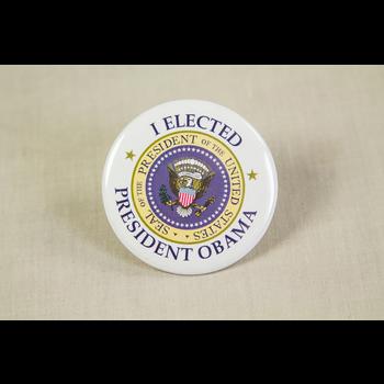 Obama 08 I Elected