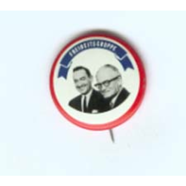 Goldwater Arriba Con Barry