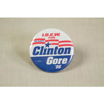Clinton Gore IBEWBTN