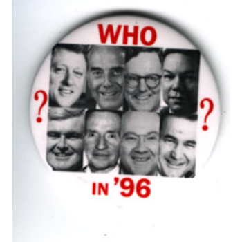 Who? in '96