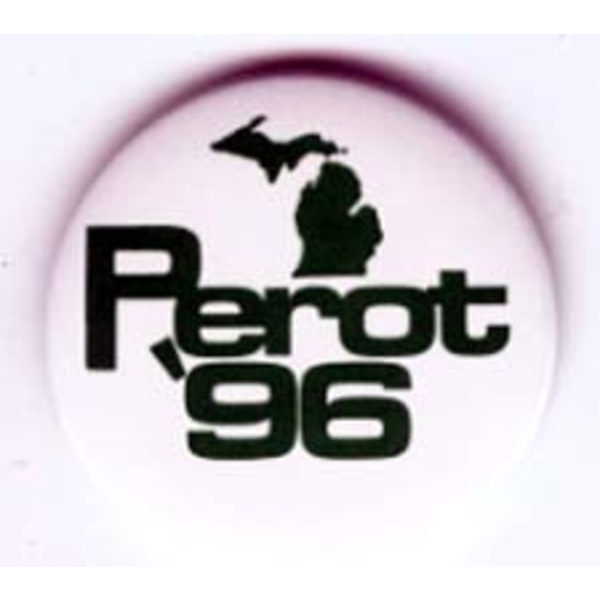 Perot '96 Michigan