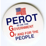 Perot Govt For The People