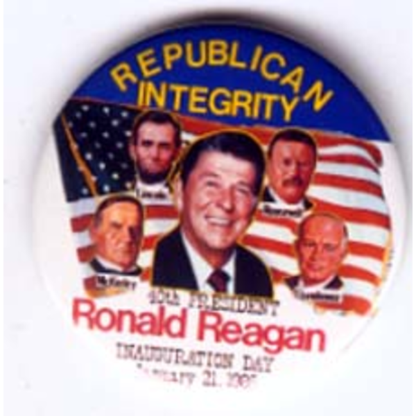 Reagan Republican Integrity