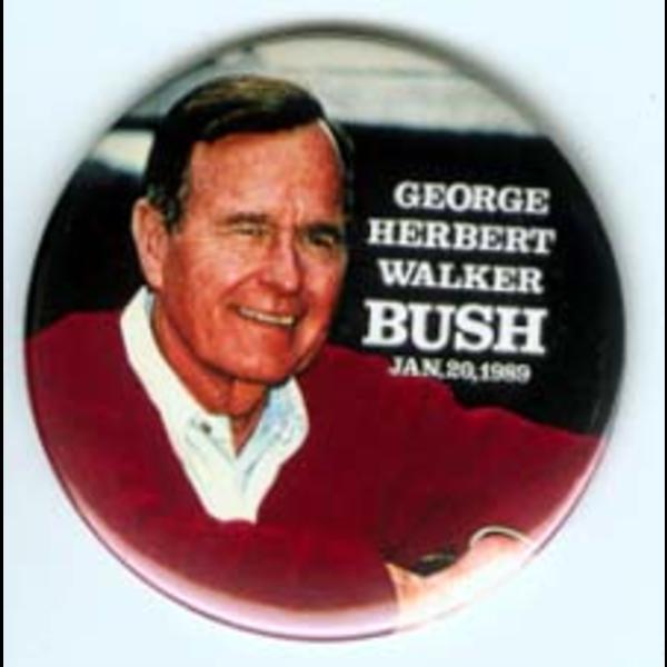 George Herbert Walker Bush  1/20/89