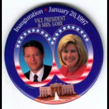 Inauguration 1997 Gore