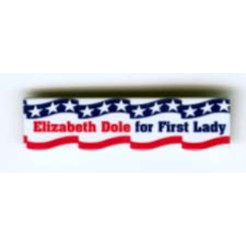 Elizabeth Dole For 1st Lady 96