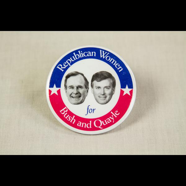 Bush Quayle Republican Women