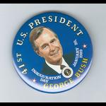 "Bush 41st US President 2.125"""