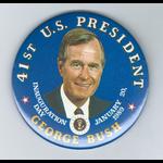 "Bush 41st US President 3"""