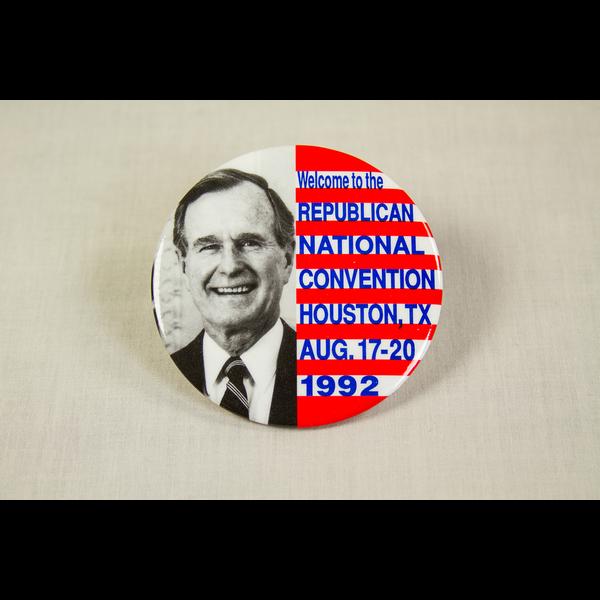 GHW Bush Rep National Conv
