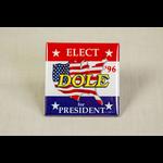 Dole Elect '96 Flag Square