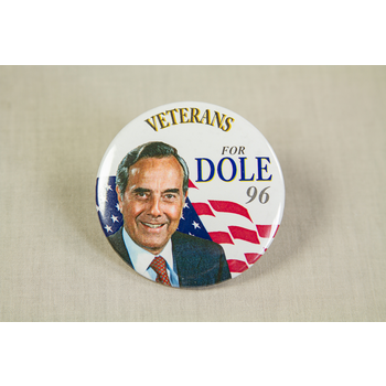 Dole Veterans For '96