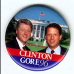 Large Clinton Gore 96