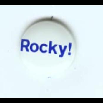 Rockefeller Rocky! '68 primary