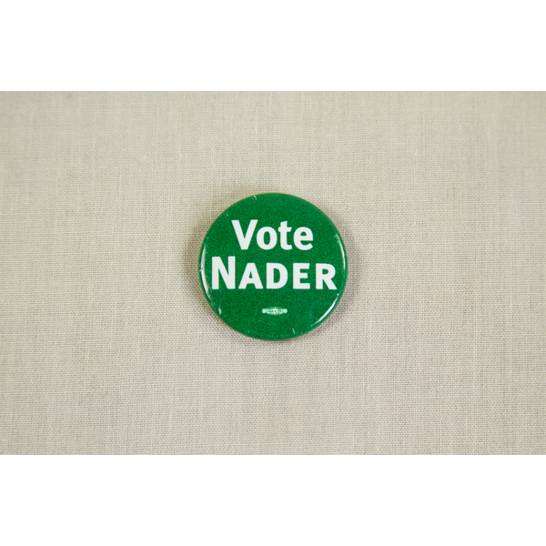 Nader Vote Green Litho
