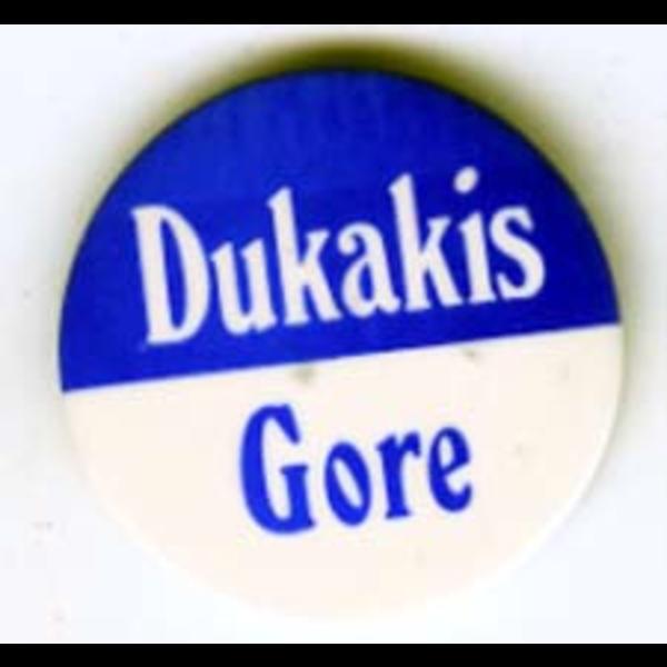 Dukakis Gore