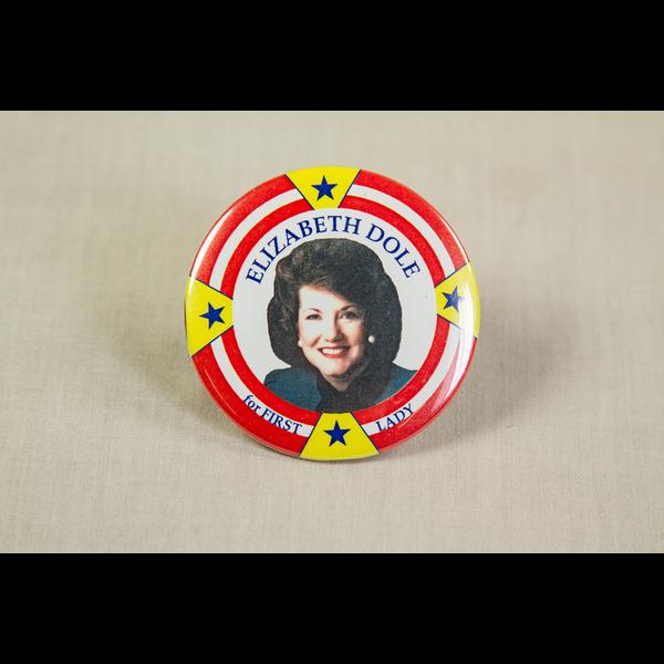 Elizabeth Dole First Lady with Stars
