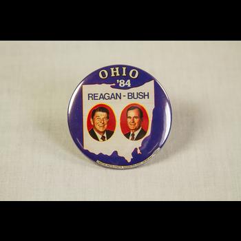 Reagan Ohio 84 Jugate
