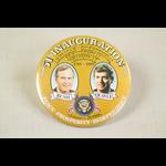 GHW Bush 51st Inaug Gold