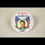 Clinton Re-Elect Pic 1996