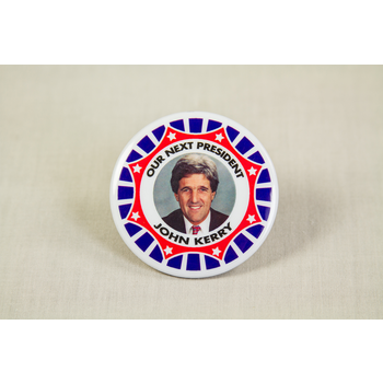Kerry Our Next Pres
