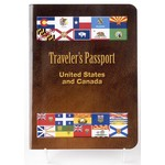 TRAVELER'S PASSPORT TO USA AND CANADA