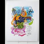 "Lady Bird Lady Bird Quote 11""x14"" Print by Becca Borrelli"
