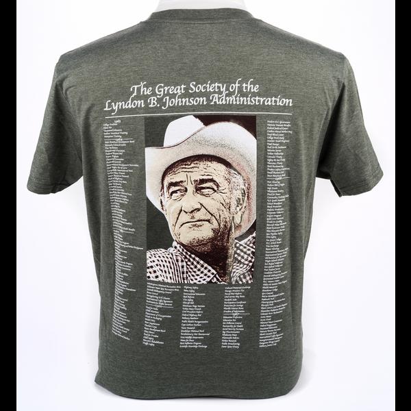 Sale sale-LBJ Administration Tshirt