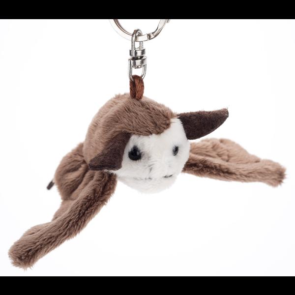 Just for Kids Bat Plush Key Ring