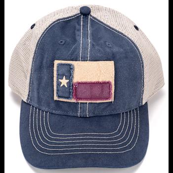 Austin & Texas Vintage Texas Flag Cap