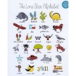 Just for Kids The Lone Star Alphabet 8x10 print by Kim Kaiser