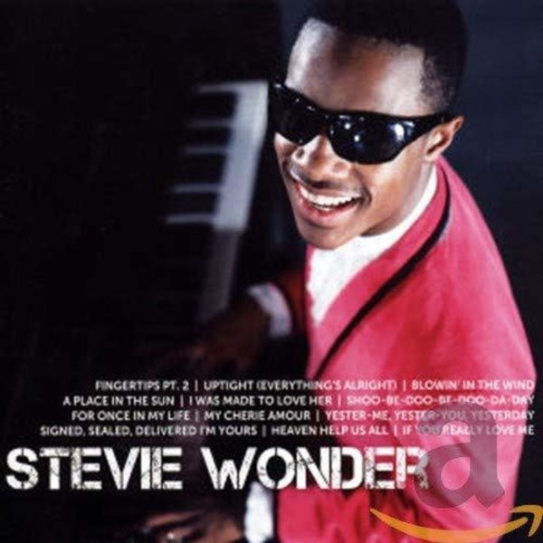 Sale sale-Stevie Wonder ICON CD
