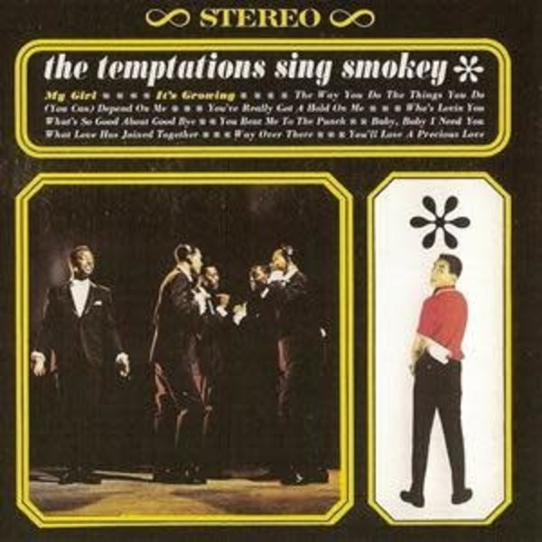 Sale sale-The Temptations Sing Smokey CD