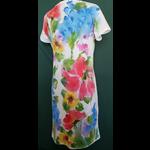 Lady Bird Painted Wildflower Dress