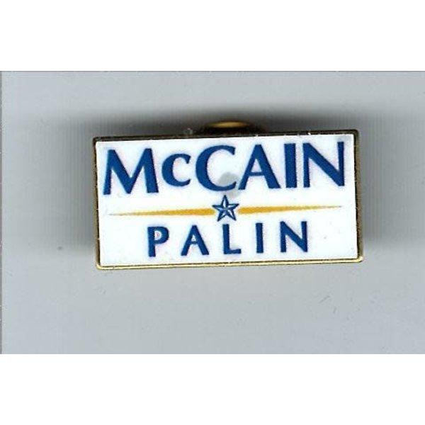 McCain Palin Lapel Pin