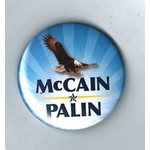 McCain Palin Eagle 2.25""