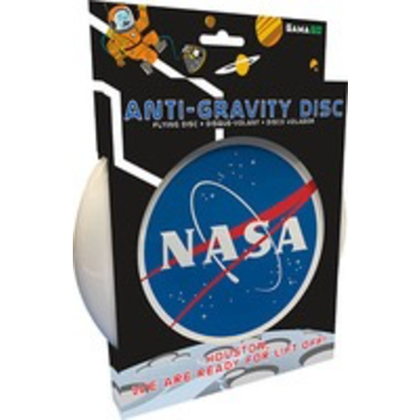 Just for Kids NASA Anti-Gravity Disc