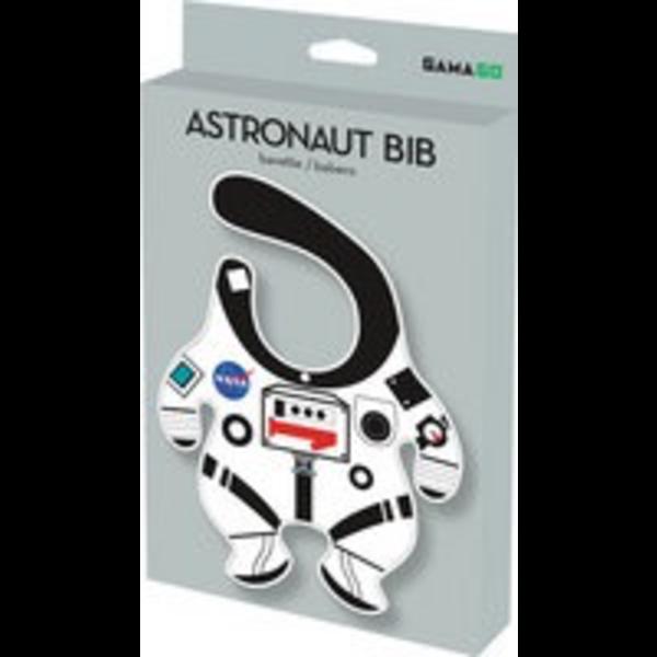 Just for Kids Astronaut Baby Bib