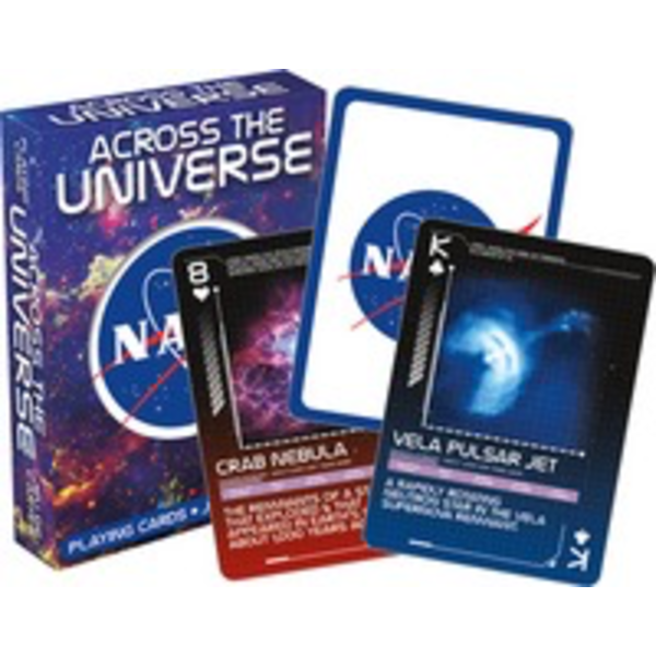 Just for Kids NASA Playing Cards