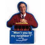Americana Mister Rogers Neighbor Magnet