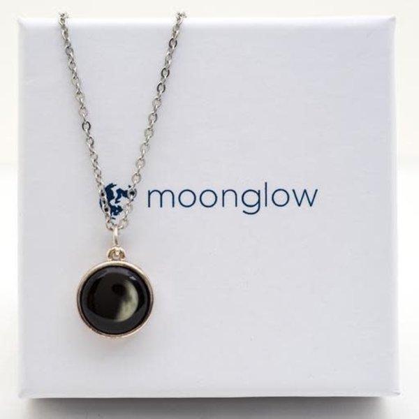 Sale sale 1A 1st Qtr Waxing Moon Necklace