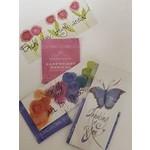 Lady Bird Johnson True Friends Bookmark w/Tea