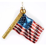 Americana US Flag Ornament