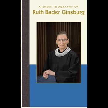 Americana A Short Biography of Ruth Bader Ginsburg HB