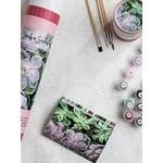Sale sale-Such A Succulent 16x20 Paint by Number Kit