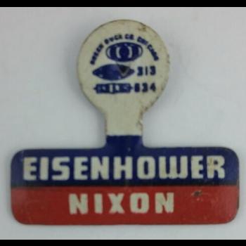 1952 Eisenhower Nixon Tab