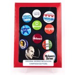 George McGovern Campaign Button Collection 1
